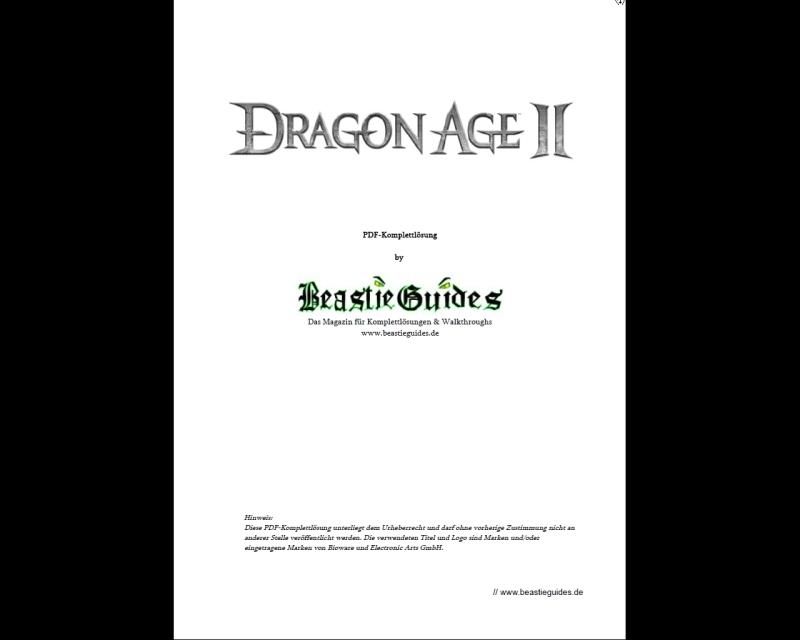 """<span itemprop=""""name"""">Dragon Age 2 – PDF-Guide</span>"""