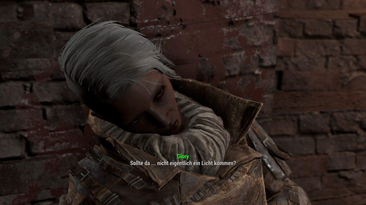 Fallout 4 Reise Zu Den Sternen